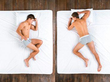 На каком боку надо спать?